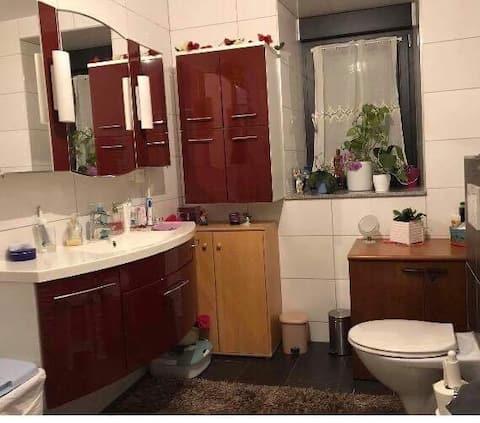 Chambre agréable à Differdange rue de l'Hôpital 58