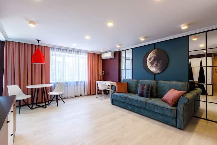 Апартаменты Фрунзе 21