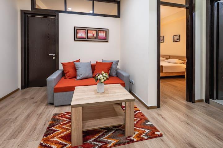 101 New  Tiflis Apartment Saburtalo