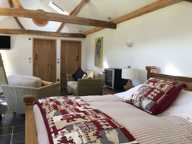The Granary Guest Suite