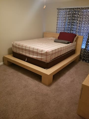 Your temporary walk-in home