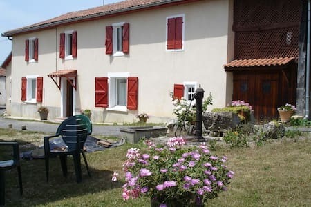 Beautiful house and outbuildings for 8 people - Boulogne-sur-Gesse - Casa