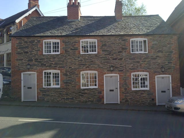 One Bed Cottage in the Heart of Charnwood Forest 1