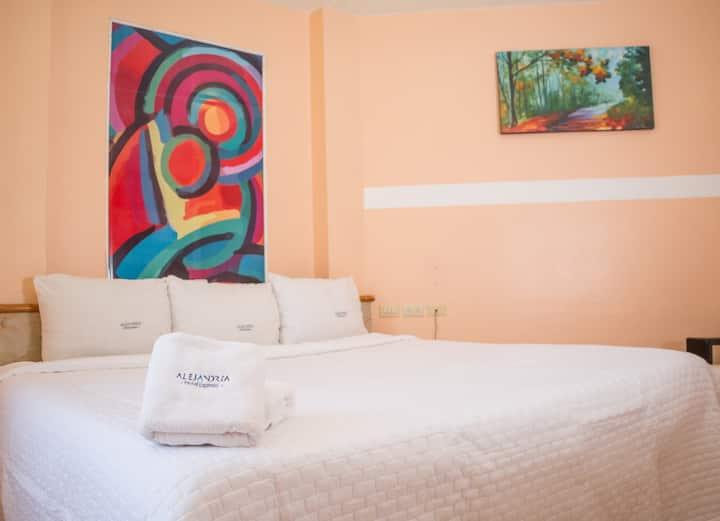 HOTEL ALEJANDRIA EXPRESS, TODO LO QUE NECESITAS.
