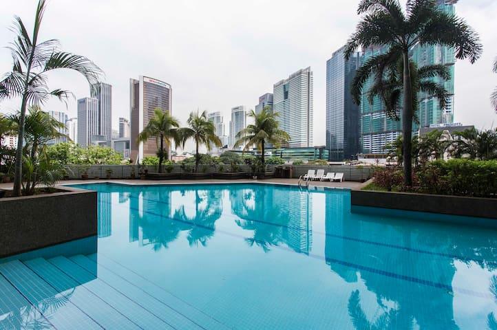 Scott Sentral Condo Great Location - Kuala Lumpur - Pis