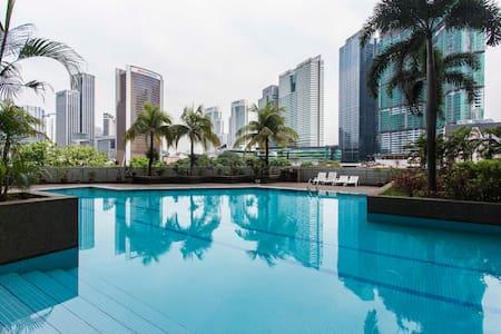 Scott Sentral Condo Great Location - Kuala Lumpur