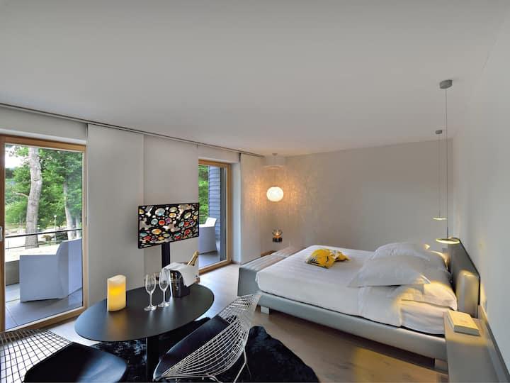 Suite supérieure COTTAGE 1956 proche de Colmar