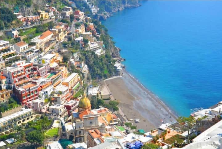 Casa Victoria - Positano Breathtaking Sea view