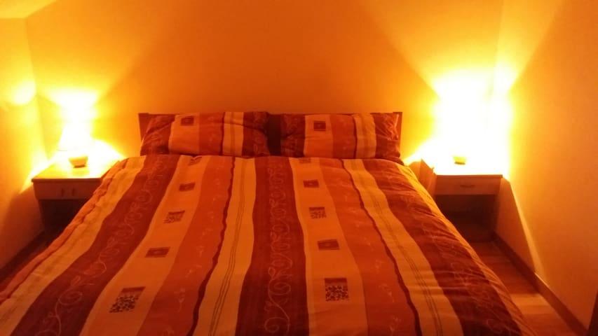 Elegante Appartamentino Mansardato