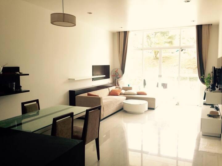 Ocean Vista 1 bdr. apartments