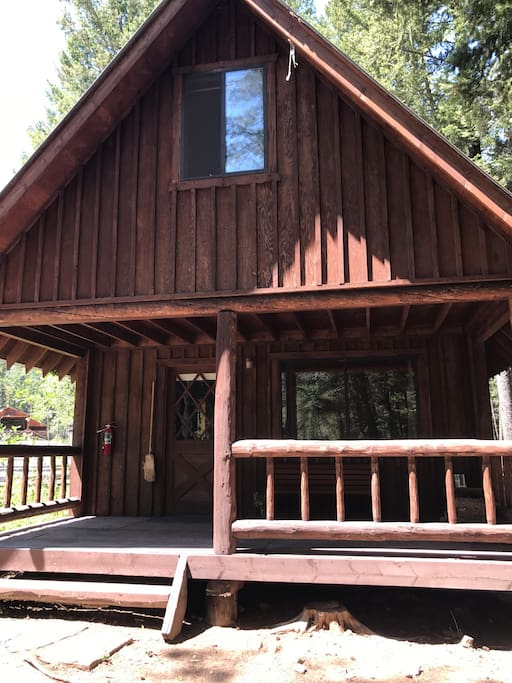 The Teton Cabin