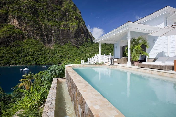 Villa Pitons Bay at Soufriere