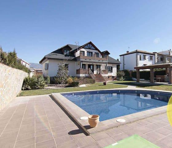 Villa nórdica de lujo