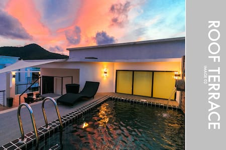 Affordable, High Standard Penthouse w private pool
