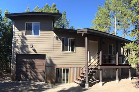 Home away from home - West Yellowstone - Casa