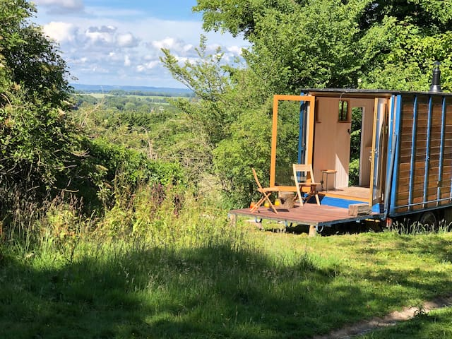 Magical Horsebox in the South Downs & Steyning
