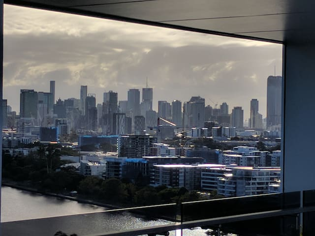 Toowong: 6th Floor Suite - with med student : ) - Toowong - Appartamento