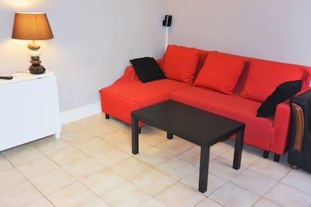 T2 (4pers) CLIMATISE CENTRE VILLE - Marselha - Apartamento