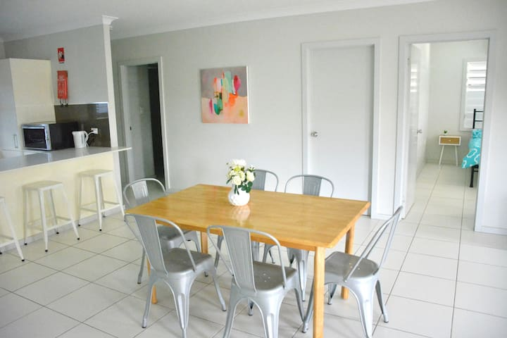 Queenslander C - Parramatta Park - Casa