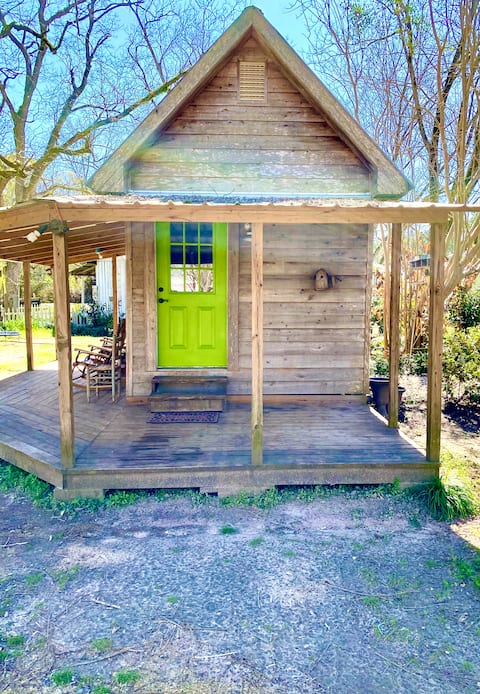 Tiny House at Fulmer's Farmstead & General Store