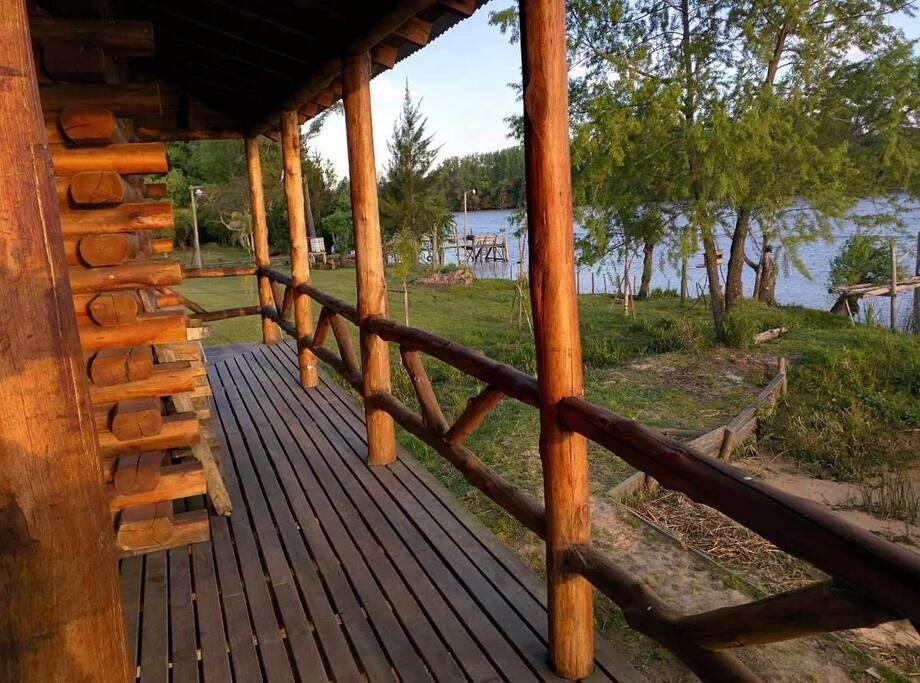 Excepcional vista sobre el Río Paraná Miní