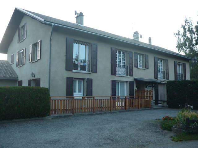 Appartement dans le Champsaur - Chabottes - Apartment