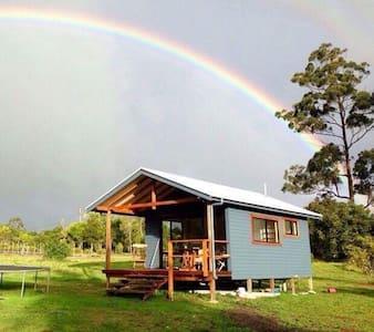 Firewheel Rainforest Cabin - Corndale - Casa de campo