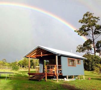 Firewheel Rainforest Cabin - Corndale