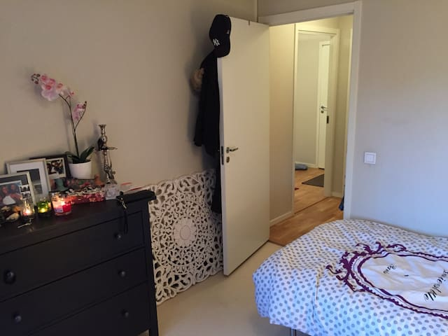 Large bright flat  with 2 bedrooms - Stockholm - Apartemen