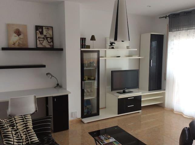 Bonito apartamento Ametlla de Mar