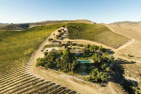 Private Vineyard Retreat - Los Alamos