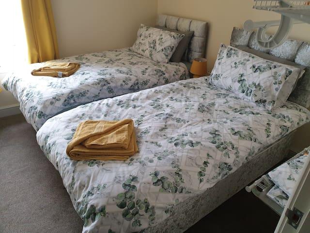 Inviting 2-Bed Apartment in Carlisle