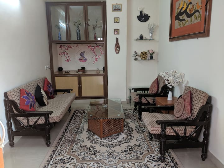 Two Bedroom Fully Furnished Home-A3