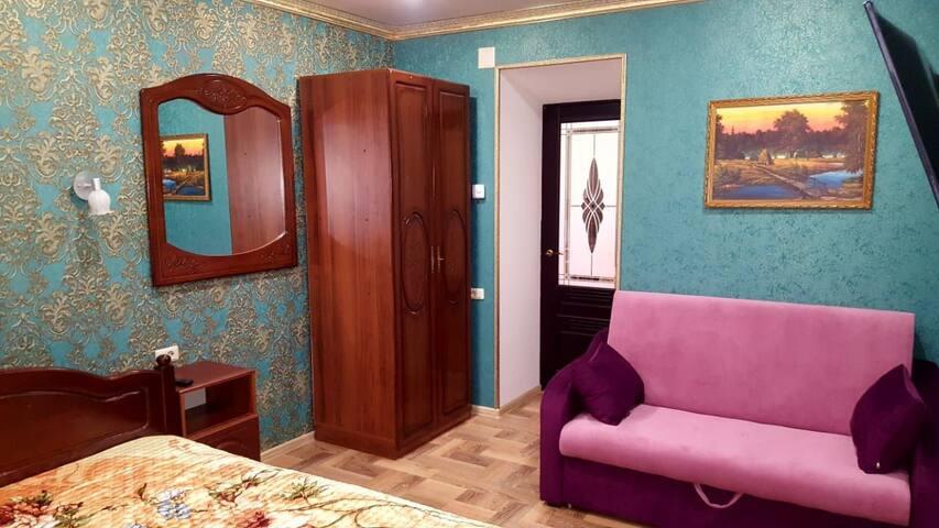Квартира у нарзанной галереи
