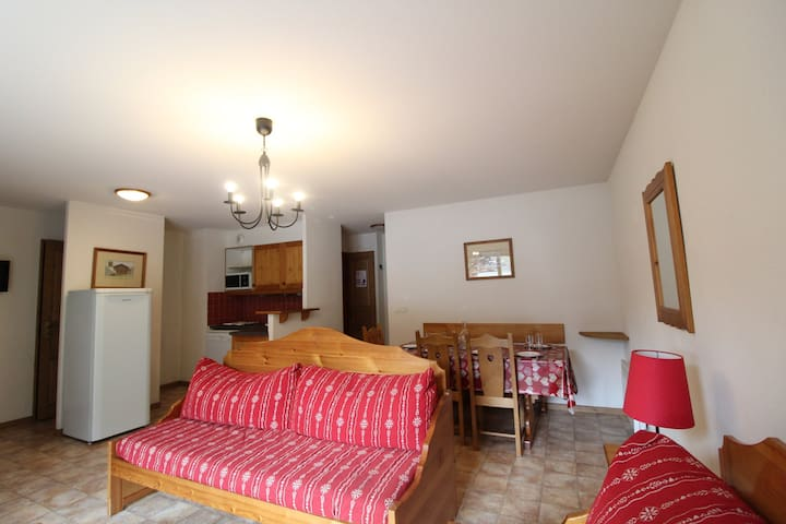 BONB42 - Spacious apartment near the slopes