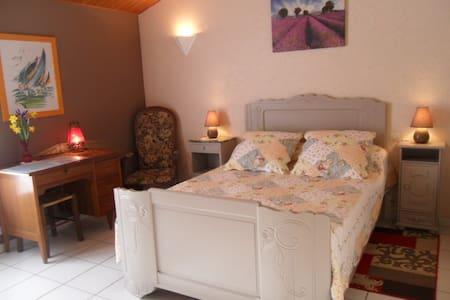 Chambres d'hôtes Les Albizzias Bois de Céné - Bois-de-Céné