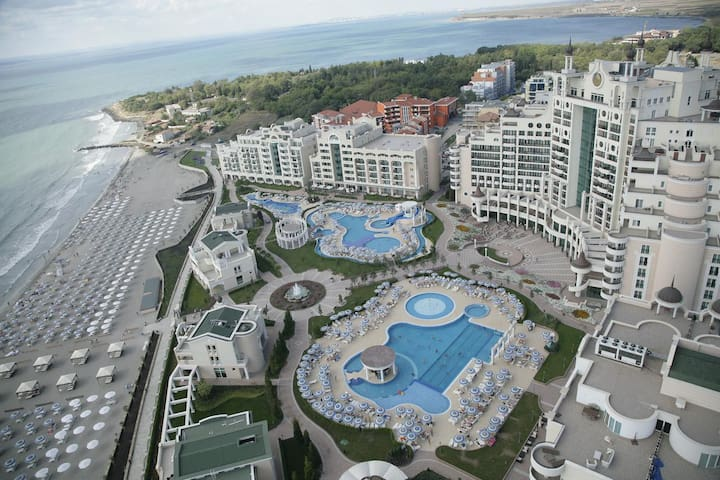 Sunset Resort Pomorie Burgas 2 Bed