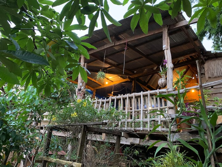Tree Lodge Banlung