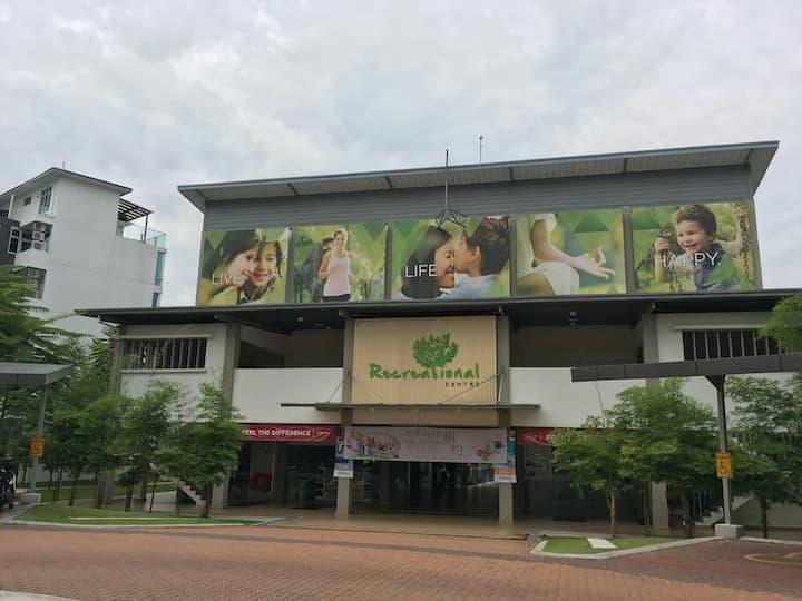 Home Stay民宿 The Seed Skudai Johor