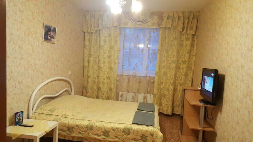 Уютная квартира в новом доме. - Тольятти - Apartment