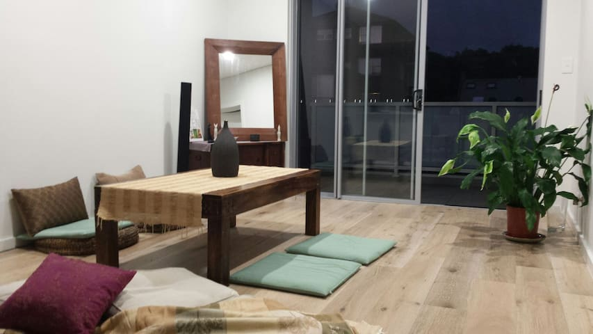 Quiet and charming home near CBD - Rozelle - Appartement