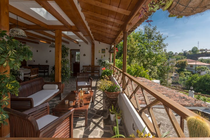 Holiday cottage in Valleseco (GC0045)