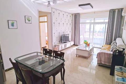 开发区御润财富城,振华,东昌学院,可做饭温馨两居室