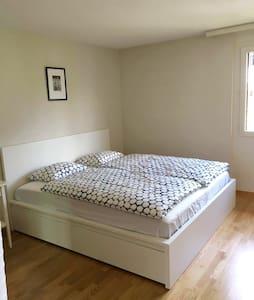 Moderne 3.5 Zimmer Wohnung  nähe Bern - Urtenen-Schönbühl - Condominium