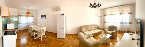 Spacious luxury apartment close to Belgrade