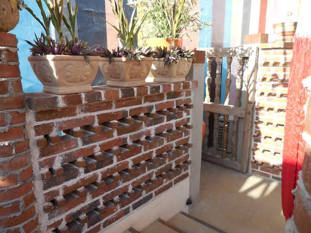 Baja's blissful lifestyle Suite V - San José del Cabo - Bed & Breakfast