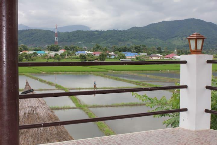 Banpularyasri Moutain View