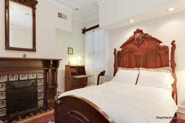 Historic DuPont Circle Inn ~ Lincoln Room