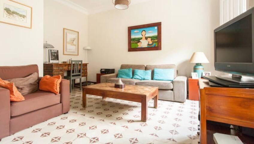 Habitación con desayuno y baño - Sevilla - Bed & Breakfast