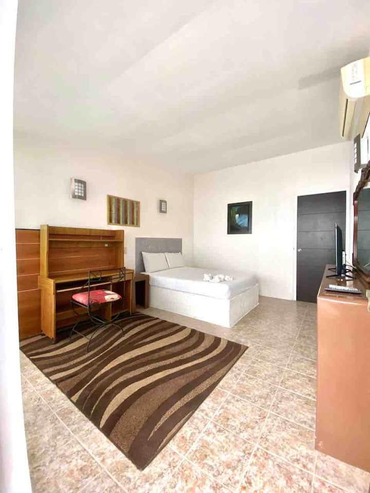 Suite ideal para Home Office cerca de la playa